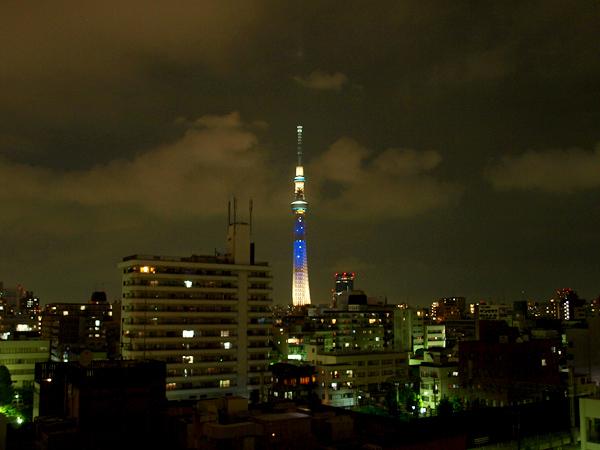 2013年七夕ライティング