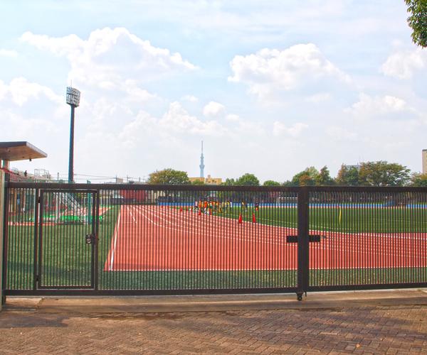 葛飾区総合スポーツセンター陸上競技場