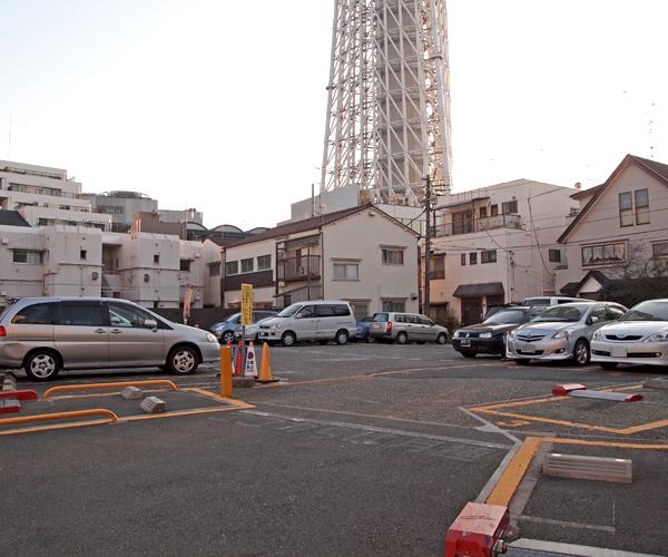 エースパーク押上第1駐車場