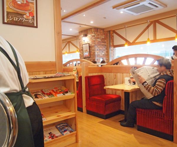 コメダ珈琲 錦糸町店