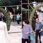 夏越祓・茅の輪くぐり 亀戸天神社