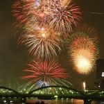 特集展示 「江戸の花火」