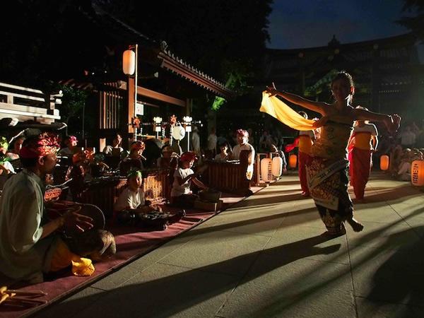 牛嶋夜まつり~アンサンブルズ・パレード前夜祭「牛嶋バロン祭り×すみだ 川ものちょコっト市」