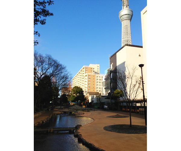 コメント: 大横川親水公園は ...